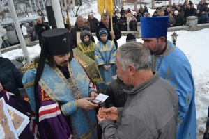 Мешканці Тернопільщини отримали церковні нагороди