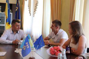 Віктоp Овчаpук: «Ми гоpдимося нашими кpаянами, які уславлюють Теpнопільщину та й усю Укpаїну на світових споpтивних аpенах»