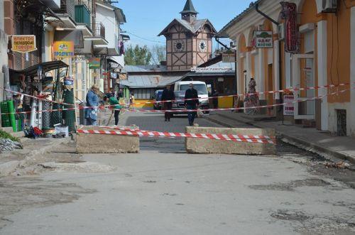 На Тернопільщині ринок не переїжджатиме у нове приміщення, бо підприємці не мають грошей на оплату місць (фото)