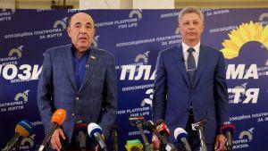 «Кандидати на президентський пост – Тимошенко, Бойко, і Порошенко, Зеленський йде угору, Вакарчук вниз, до парламенту проходять шість партій», — західні соціологи