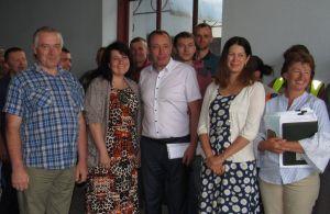 Кандидат у народні депутати Володимир Кравець завжди дотримується слова