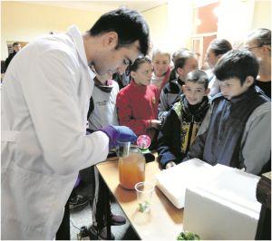 У Вишнівецькій ОТГ відбулися Наукові пікніки