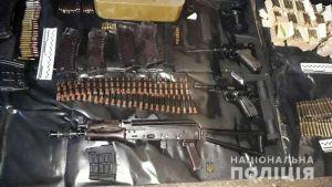 Поліцейські Тернопілля вилучили у краян 21 одиницю вогнепальної зброї та півтори тисячі боєприпасів