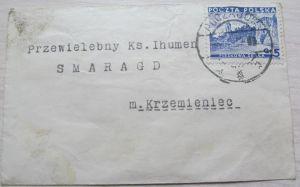 Яким поштовим конвертом користувалися у міжвоєнний період на Тернопільщині? (фотофакт)