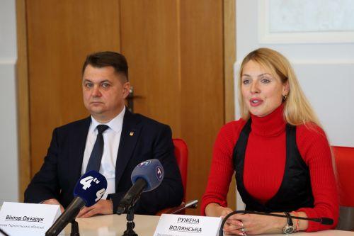 На другій офіційній церемонії нагородять ще 20 добровольців Тернопільщини