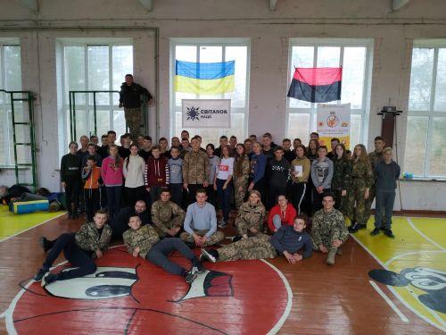 Ювілейна «Бандерівська школа» зібрала у Микулинцях  75 молодих патріотів
